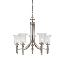 Savoy House 1-7130-5-SN - Trudy 5 Light Chandelier