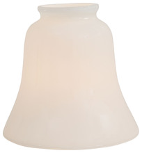 "Minka-Aire 2018A - 2 1/4"" Opal Glass Shade"