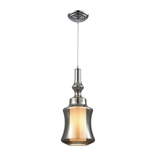 ELK Lighting 56503/1 - Alora 1 Light Pendant In Polished Chrome With Op